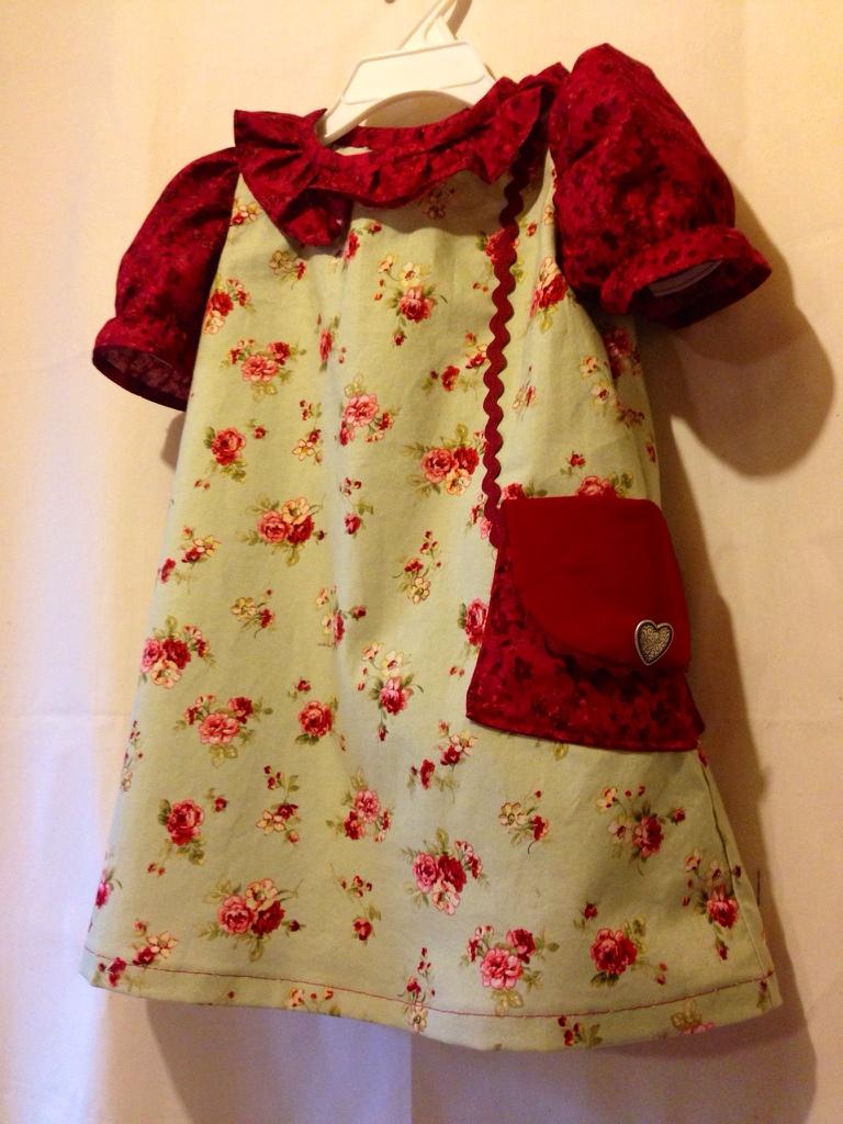 Purse Pocket Dress